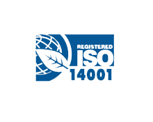 Registered ISO 14001